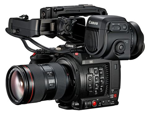canon 4k canon k 252 ndigt 4k kamera c200 an tv de