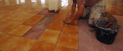 ceramic tile flooring contracting and professional company