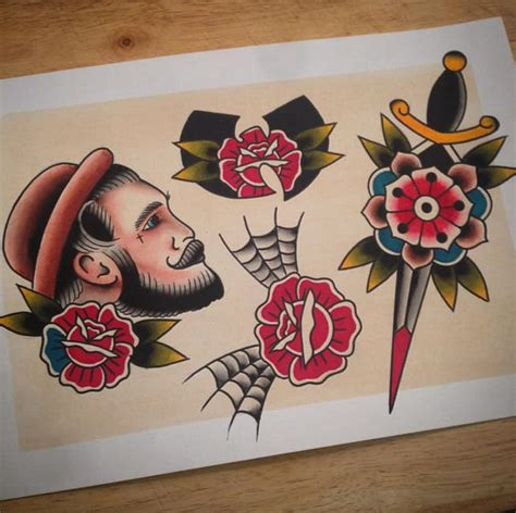 tattoo flash for beginners a beginner s guide 10 tattoo styles explained tattoodo