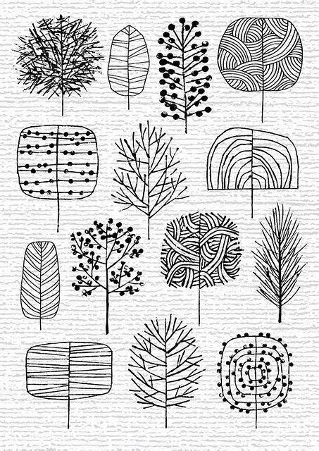 doodle draw tree 17 best images about cool things to draw on