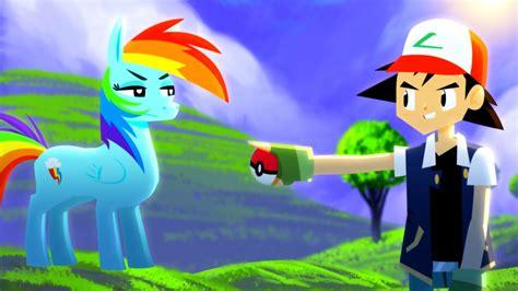 animeme rainbow dash clopping pok 233 mon vs my pony animeme rap battles animeme