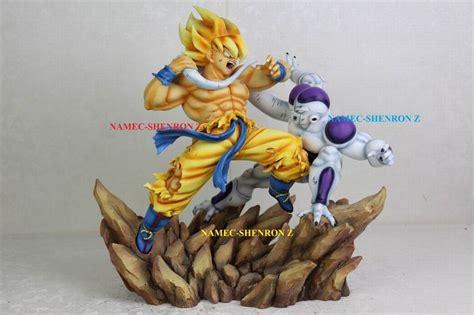 Db Diorama Vegeta Trunks The Brush Ver z sangoku vs freezer figurine en resine diorama 32cm ebay figurines wish list