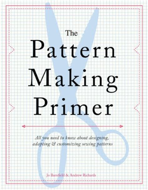 Books On Pattern Making For Beginners | ultimate list of online sewing pattern making classes books