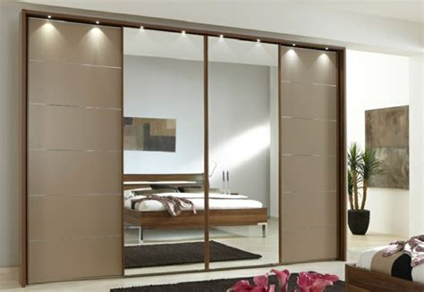 Small Mirrored Cabinet Wardrobe With Sliding Doors 55 Modern Wardrobes For