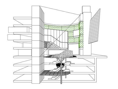 Floor Plans With Courtyard gallery of k11 art mall shanghai kokaistudios 23
