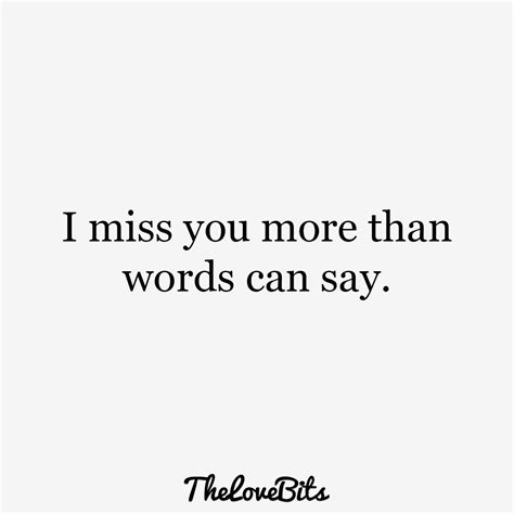 missing you quotes for him sweet missing you quotes for him www pixshark