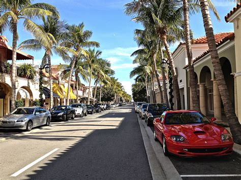 worth avenue florida west palm beach worth avenue photo taken
