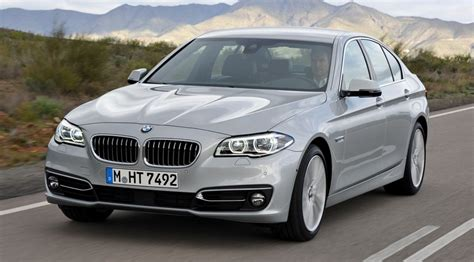 bmw seria 5 2014 bmw 5 series 518d 2014 review by car magazine