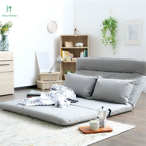Muji Floor Chair by The New Japanese Style Tatami Folding Sofa Bed Cloth