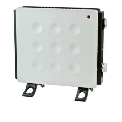 Home Depot Small Portable Heaters Crane 400 Watt Mini Convection Space Heater White Ee