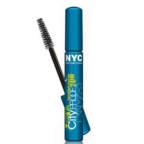 Ask The Audience Waterproof Mascara by Nyc New York Color City Proof 24 Hr Waterproof Mascara