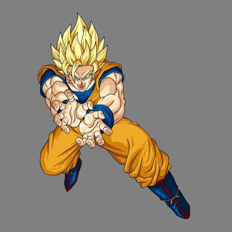goku z z wallpapers goku saiyan 2