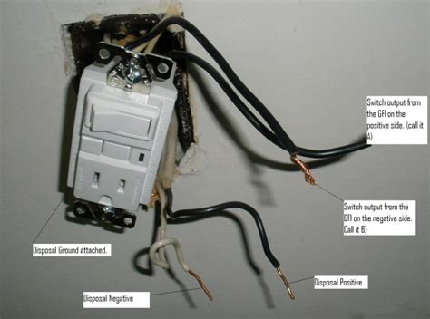 problems installing gfci outlet switch help