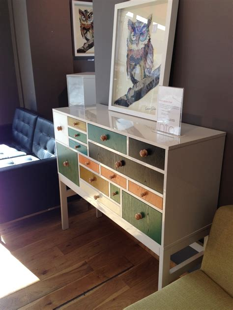 multi coloured painted chest of drawers multi coloured chest of drawers project inspiration 3
