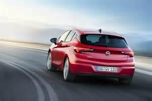 Opel Astra 2016 2016 Opel Astra 5 Egmcartech