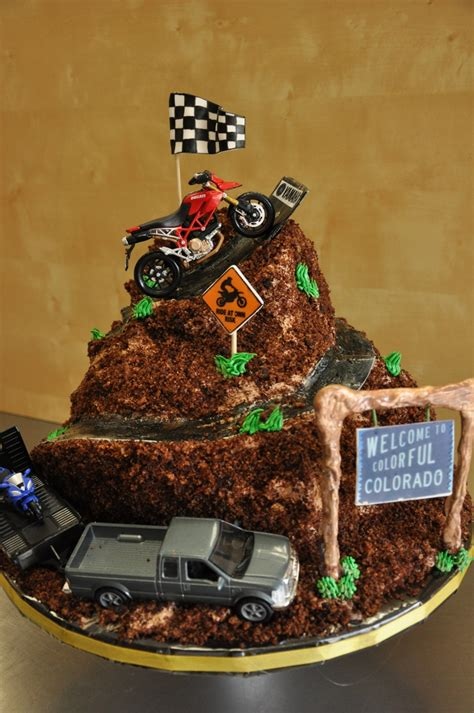 motocross bike cake cakes on pinterest parties sweets and dirt bike cakes