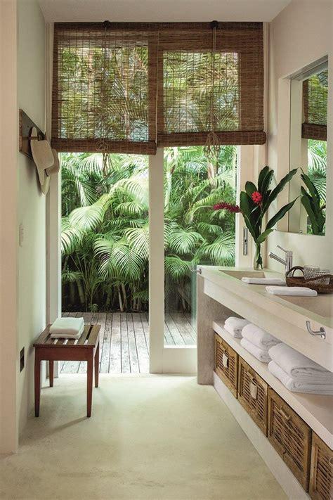 tropical decor 25 best ideas about tropical bathroom on