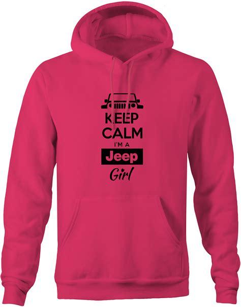 Sweaterhoodie Jeep Wrangler Jaket keep calm i m a jeep wrangler carry on xj jk wj pullover hoodie sweatshirt ebay