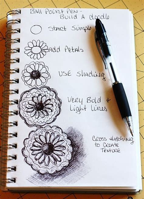 Doodling Tips Zentangle
