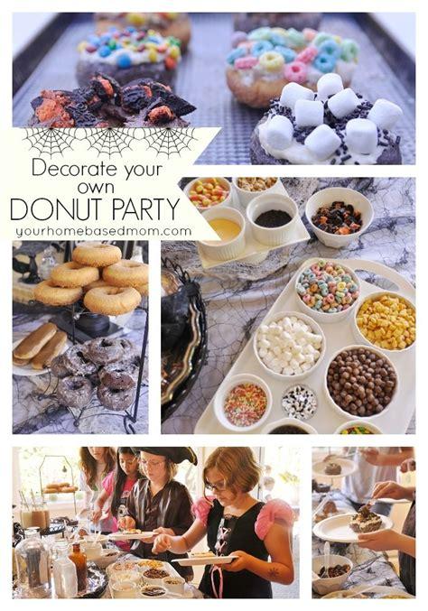 best 20 donut bar ideas on
