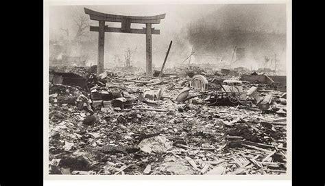imagenes impactantes de la bomba atomica jap 243 n im 225 genes in 233 ditas de nagasaki un d 237 a despu 233 s de la