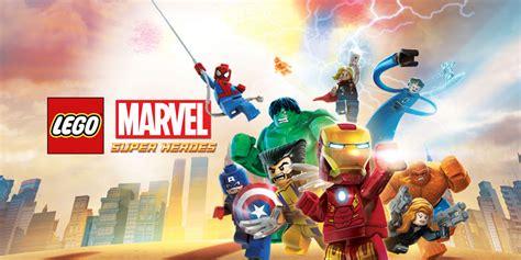 emuparadise lego marvel superheroes lego marvel super heroes wii u games nintendo