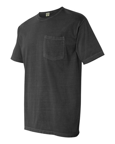comfort shirts comfort colors mens pigment dyed short sleeve shirt with a