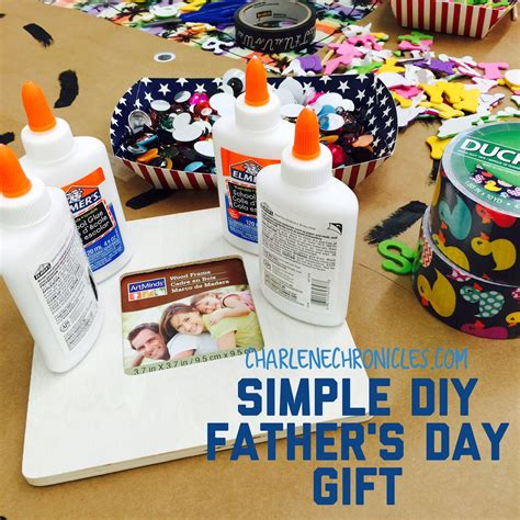 simple diy father s day gift charlene chronicles