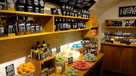 Lush Fresh Handmade Cosmetics Locations - lush karma bar review and demo