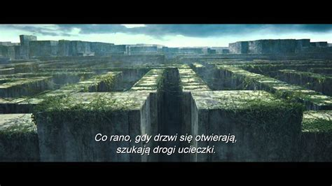 redman finding the in the maze books wi苹zie蜆 labiryntu zwiastun pl the maze runner trailer