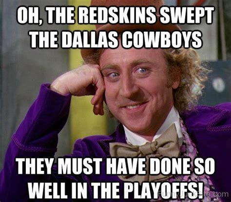 Cowboys Redskins Meme - funny dallas cowboy memes pictures 187 the redskins swept