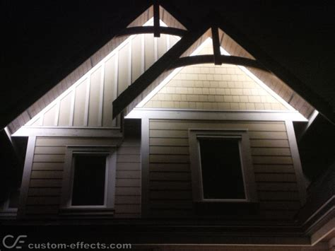 Outdoor Soffit Lighting Awesome Exterior Soffit Lighting Ideas Decoration Design Ideas Ibmeye