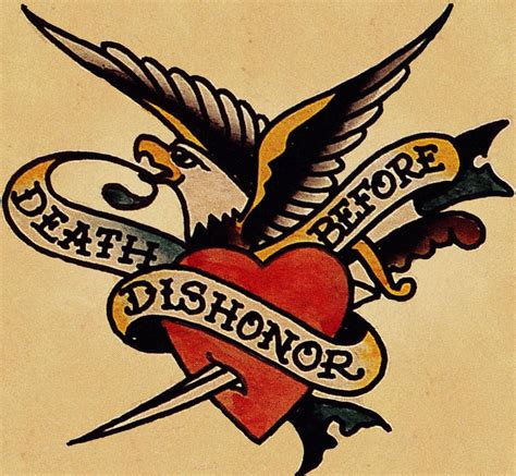 sailor jerry eagle tattoo the selvedge yard