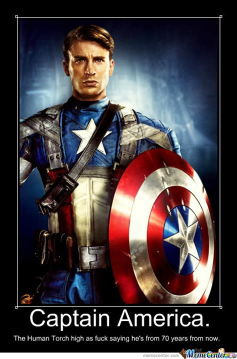 Captain America Meme - captain america by natsux791 meme center