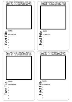 blank top trumps card template 1000 images about ideas for the house on top