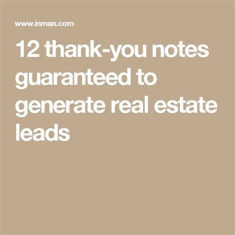 thank you letter to client real estate 1000 ideas about real estates on estate
