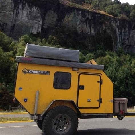 road trailer expedition trailer road trailer and chile on