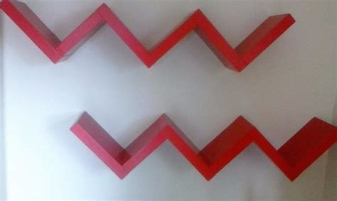 ikea zig zag shelf for sale in mountmellick laois from