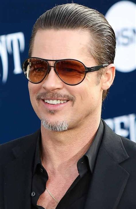 Brad Pitt Hairstyles by The Many And Varied Hair Styles Of Brad Pitt Hairstyle