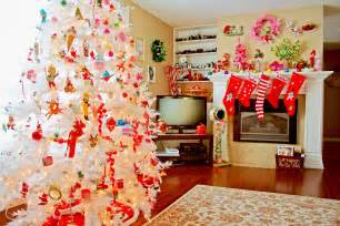 Christmas Decoration Ideas For Home by Christmas Decoration Ideas For Offices Home Let Us Publish