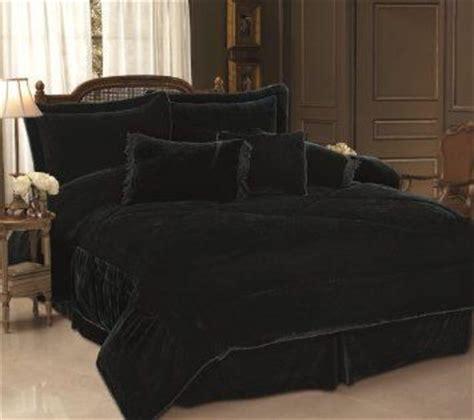 medieval comforter sets black velvet comforter set from gothic design
