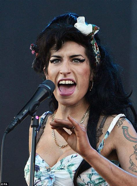 Winehouse Nabs A Brit Award by Winehouse To Compete For Best Gong At Brit