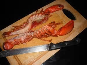 comment cuisiner homard surgele