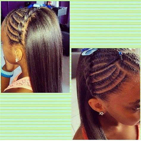 hairstyles that can be done with plats 25 best ideas about black kids hairstyles on pinterest