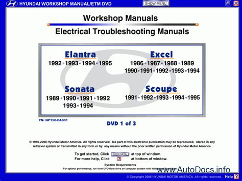 service manual free online car repair manuals download 2004 hyundai elantra on board diagnostic