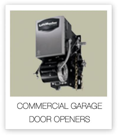 Garage Door Opener Commercial Garage Door Opener Garage Door 4 Less