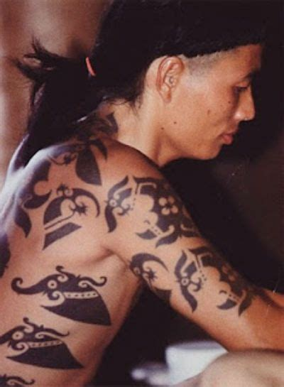 49 best images about iban dayak mentawai tattoo on 25 best ideas about borneo tattoos on pinterest iban