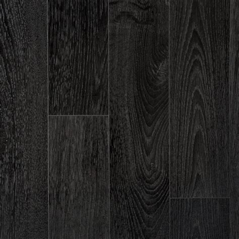 cosystep glossy black oak plank 8559 cushioned vinyl flooring factory direct flooring