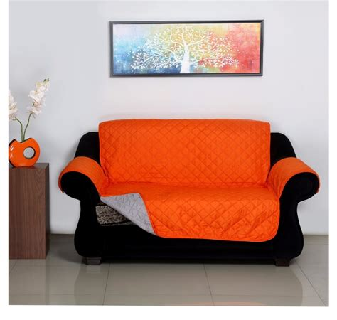 orange couch cover orange sofa cover hackers help tylosand sleeper sofa cover