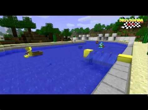 minecraft boat track minecraft boat racing track boat racing 64 surviving